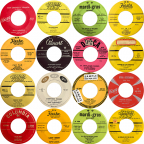 Ach's Cha-Cha-Heaven: 1950's EPs & 45s in the Mix