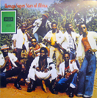 23) ikenga super stars of africa; soffry soffry catch monkey; decca
