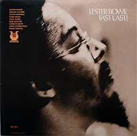 lester-bowie_fast-last_muse-1974