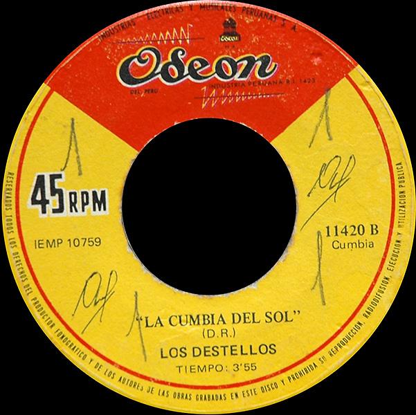 los-destellos_la-cumbia-del-sol_odeon_45rpm_600