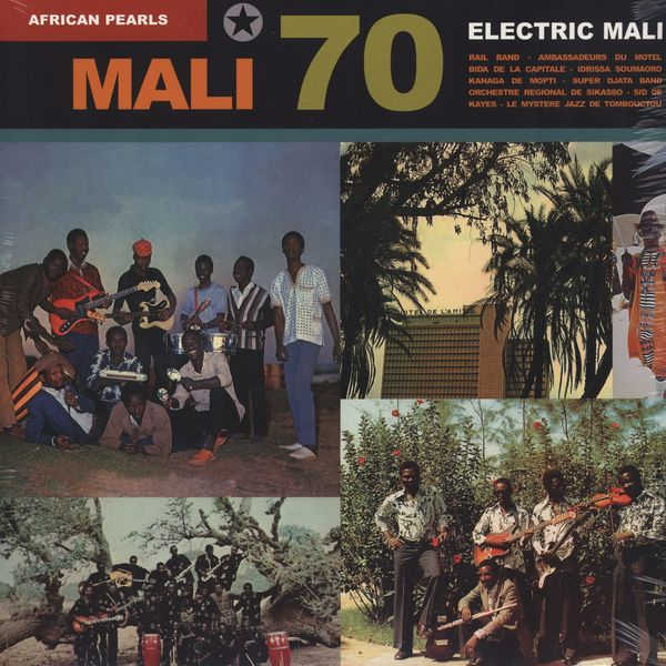 African Pearls - Mali 70- Electric Mali