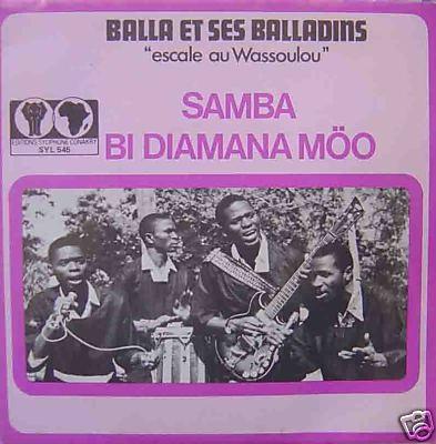pivi et les balladins - samba 1973