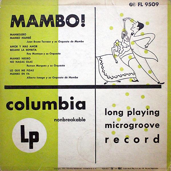 mambo!_columbia_LP_FL9509_