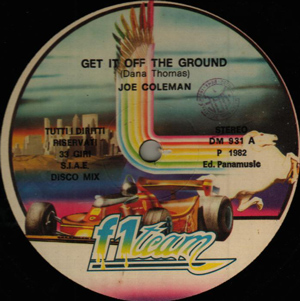 joe-coleman_get-it-off-the-ground_1983