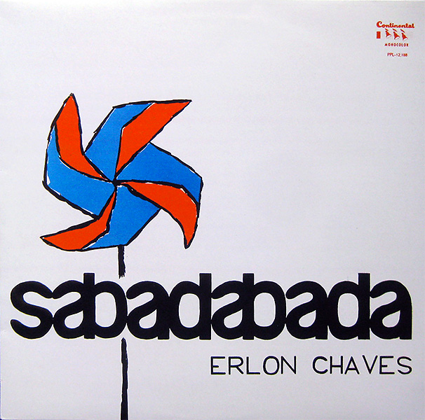 erlon-chaes_sabadabada_continental_1965