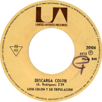 louie-colon_descarga-colon_7inch_UA.peru_1972
