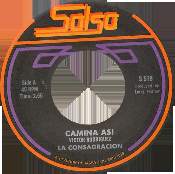 la-consagracion_camina-asi_7inch-salsa-S519A_