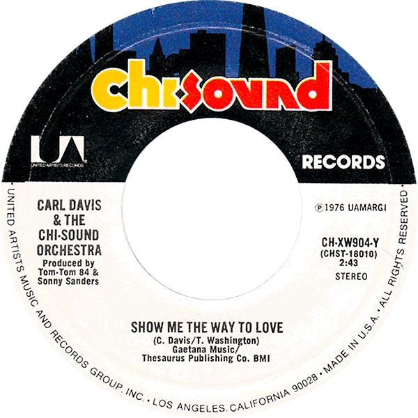 carl-davis_show-me-the-way-to-love_chi-sound-rec_1976