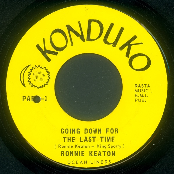 ronnie-keaton_goining-down-for-the-last-time_1972_konduko_