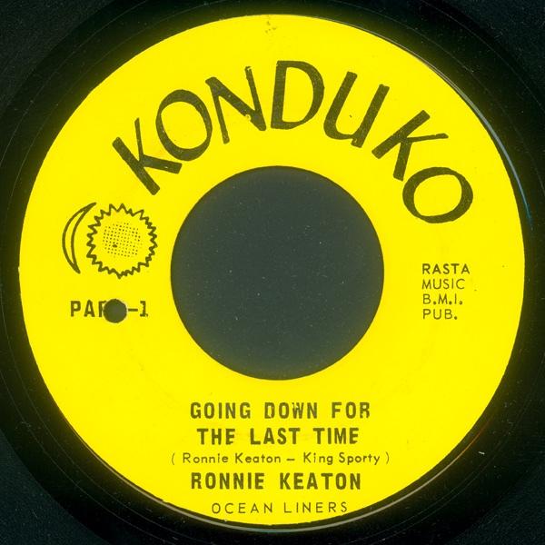 ronnie-keaton_goining-down-for-the-last-time_1972_konduko_