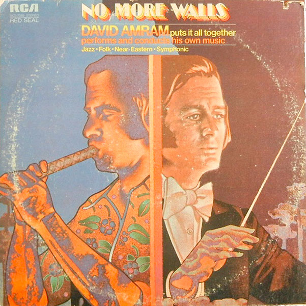 david-amram_no-more-walls_1971_