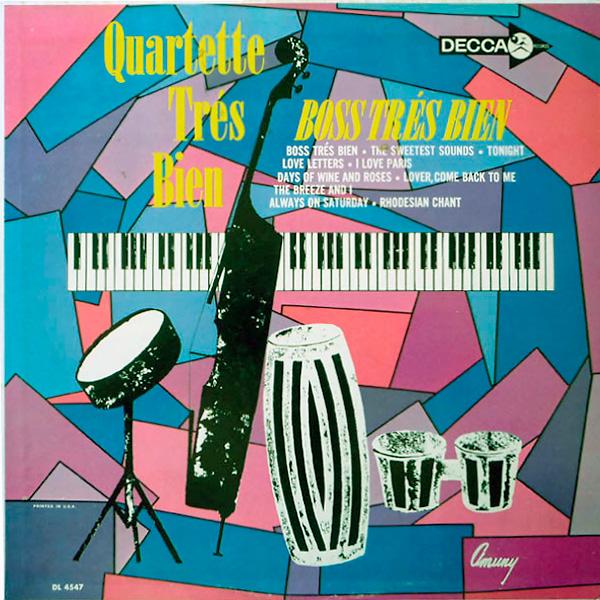 quartette-tres-bien_boss-tres-bien_1964