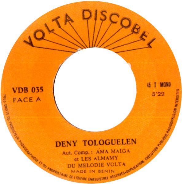 ama-maiga_melodie-volta_deny-tologuelen_7-inch