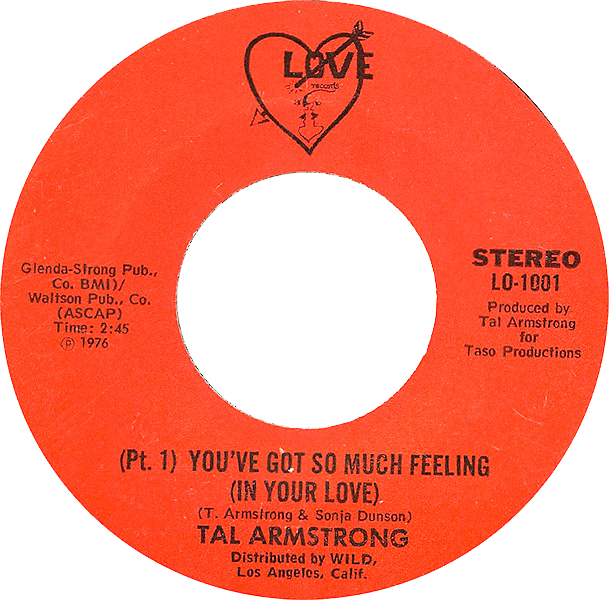 tal-armstrong_you've-got-so-much-feeling_1976